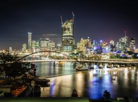 River Plaza Apartments, hotel in Brisbane