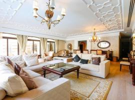 Zabeel Saray Royal Residences Lagoon Villa, villa in Dubai