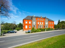 Jägerhof Putzkau, hôtel à Putzkau