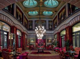 Pera Palace Hotel, hotel in Istanbul