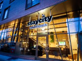 Staycity Aparthotels Dublin Castle, hotel in Dublin
