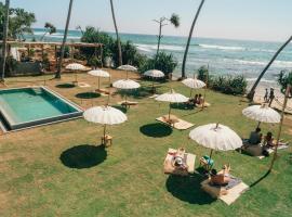 Dreamsea Sri Lanka, hotel in Ahangama