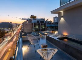 Hub Suites, Luxury living in Athens, hotel in Athens