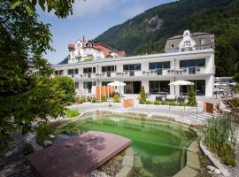 Carlton-Europe Vintage Adults Hotel, hotel in Interlaken