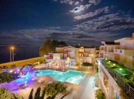 Heliotrope Hotels, отель в Митилини