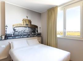 B&B Hotel Roma Fiumicino, hotel near Fiumicino Airport - FCO,