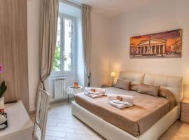 Rome Central Rooms, hotel near San Giovanni Metro Station, Rome