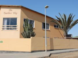The Timeless Way Self Catering Accommodation, apartment in Swakopmund