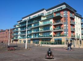 Harbourside Apartment, hotel in Whitehaven