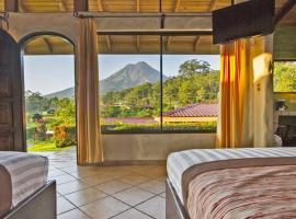 Arenal Volcano Inn, hotel en Fortuna