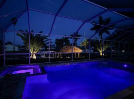 Majestic Palms, Hotel mit Whirlpools in Cape Coral