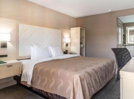 Quality Inn University Berkeley, hotel near Oakland Coliseum, Berkeley