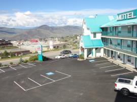 Alpine Motel, motel in Kamloops