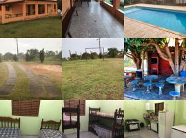 Rancho Chega Mais, pet-friendly hotel in Carmo do Rio Claro