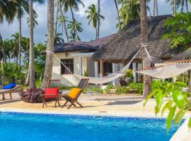 Magic Beach Villa, villa in Kiwengwa
