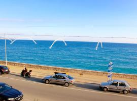 "Sea View ""Le Florentina"", pet-friendly hotel in Menton"