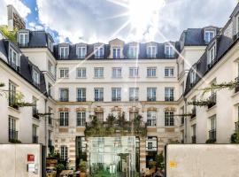 Kube Hotel Paris - Ice Bar, hotel pet friendly a Parigi