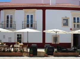 Segredo d'Alecrim, hotel in Fronteira