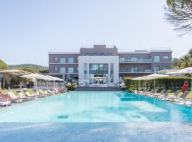 Kube Saint-Tropez, accessible hotel in Saint-Tropez