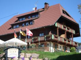 Hotel Bartlehof, hotel in Schluchsee