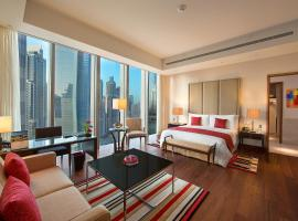 The Oberoi Dubai, hotel near Roxy Cinema City Walk, Dubai