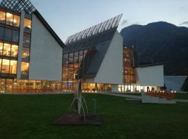 Bed & go Trento, hotel near MUSE, Trento