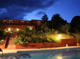 Villa des Roses, hotel in Roussillon