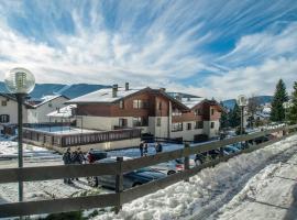 Villaggio Albergo Nevada, hotel a Folgaria