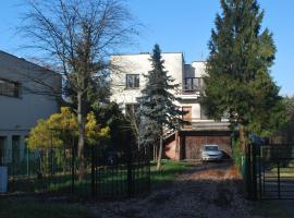 Pokoje nad Starą Odrą - Zacisze, hotel in Wrocław