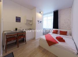 Apartments Shott, апартаменты/квартира в Екатеринбурге
