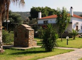Razi Beach, country house in Lefokastro