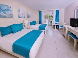 Vista Sol Punta Cana Beach Resort & Spa - All Inclusive, budget hotel in Punta Cana