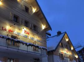 Auberge d+ Valloire-Galibier, hotel in Valloire