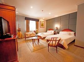 Hotel Carvallo, hotel in Cuenca