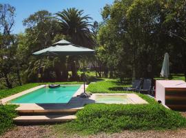 Chacra La Escondida, farm stay in Colonia del Sacramento