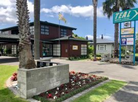 Teal Motor Lodge, hotel in Gisborne