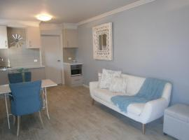 Kindred Studio Apartments, отель в городе Leeton