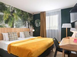 Best Western Hotel Innes Toulouse Centre, hôtel à Toulouse