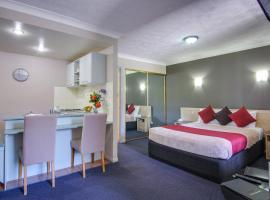 AAA Airport Albion Manor Apartments and Motel, hotel with pools in Brisbane