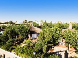 African Beach Hotel-Residence, hotell i Manfredonia