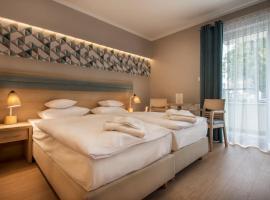 Apartamenty Resort ,,Cesarskie Ogrody'', hotel in Świnoujście