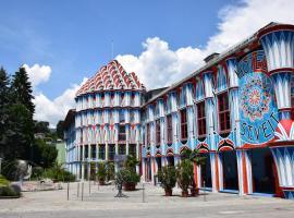 Hotel Fuchspalast, Hotel in Sankt Veit an der Glan