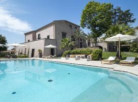 Relais San Giuliano, hotel en Viagrande