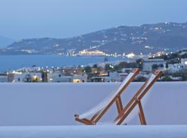 Aether Boutique Stay, hotel near Mykonos Old Port, Glastros