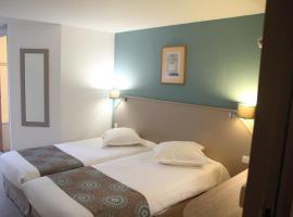 Doubs Hotel - Besançon Ecole Valentin, hôtel à Besançon