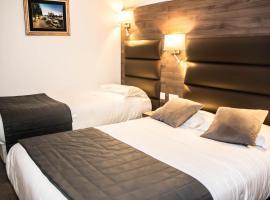 Hotel Agenor, hotel near Denfert-Rochereau Metro Station, Paris