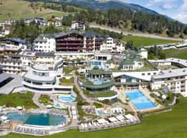 Wellnessresidenz Schalber, Hotel in Serfaus
