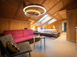 Tradition Julen Hotel, Hotel in der Nähe von: Skilift Furi - Riffelberg, Zermatt