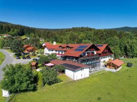 Hotel Hirschenstein, hotel Achslachban
