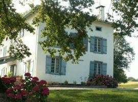 BIDACHUNA, maison d'hôtes à Saint-Pée-sur-Nivelle